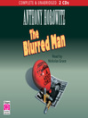 The Blurred Man (MP3): Diamond Brothers Story Series, Book 5